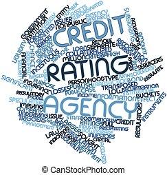 credito, agencia, clasificación
