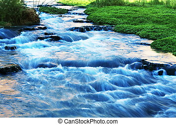 Creek - river