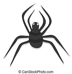 Creepy Halloween Spider