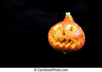 Creepy Pumpkin Halloween