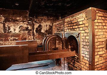 Crematorium, Auschwitz