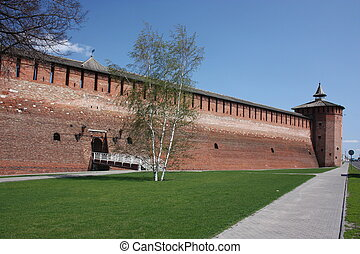 cremlino, kolomna