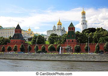 cremlino, palazzo, mosca, russia