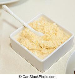 cremoso, horseradish