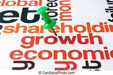 crescimento, conceito