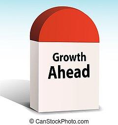 crescita, avanti
