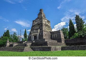 Mausoleum of Crespi family