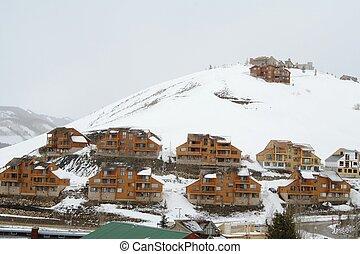 Crested Butte  - Condos at ski village