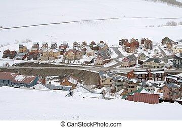 Crested Butte - Ski town in Colorado