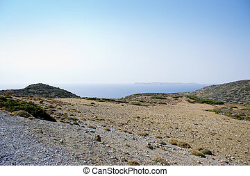 creta, isola, grecia, -, di