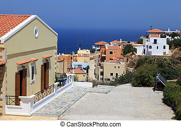 crete, hjem, ferie