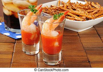 crevette cocktail
