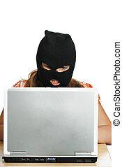 criança, hacker