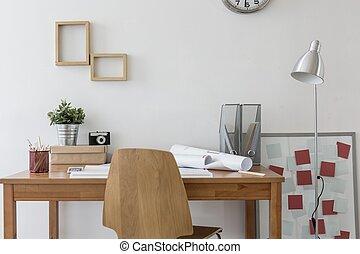 criativo, doméstico, espaço