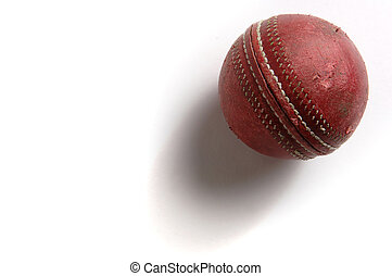 Cricket Ball - English Cricket was the predecessor of modern...