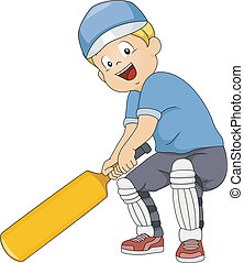 cricket, batter