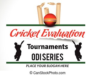 Cricket Evaluation Tournament