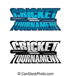 cricket tournament set