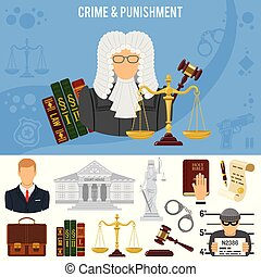 Crime and Punishment Banner - Crime and Punishment banner...
