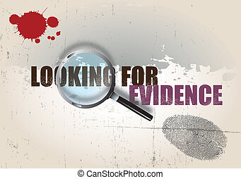 Crime Background - A crime themed background image with the...