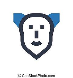 crime  glyph color icon