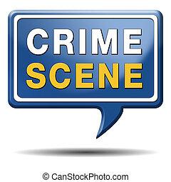 crime scene investigation murder forensic science invest...