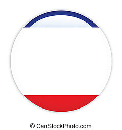 Crimea flag button