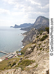 Crimea, mountains