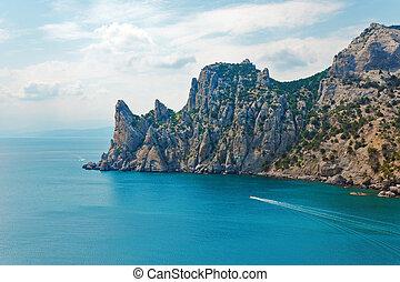 Crimean coast