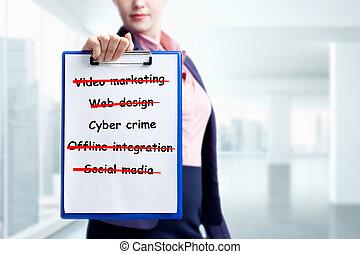 crimen, concept., keyword:, establecimiento de una red, ...