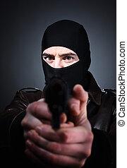 criminal intention
