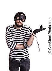 criminal, thief, robber, crime
