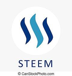 criptocurrency, steem, 分散させられた, blockchain-based, 媒体, ...