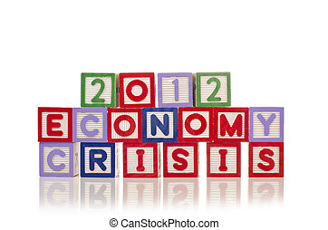 crise, économie