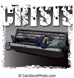 crise, gens