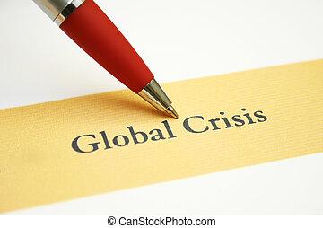 crise, global