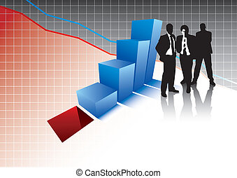 Crisis development - illustration business