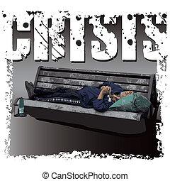 crisis, gente