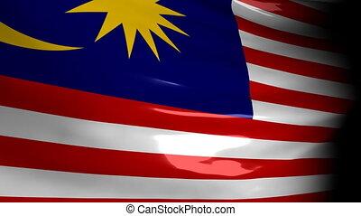 Crisis location map series, Malaysia.