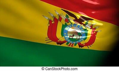 Crisis map Bolivia
