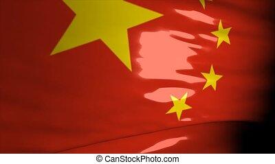 Crisis map China