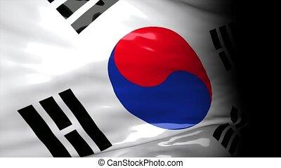 Crisis map_SKorea - Crisis location map series, South Korea.