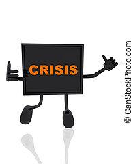 crisis on 3d figure