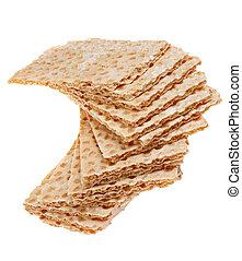 Crisp bread slice