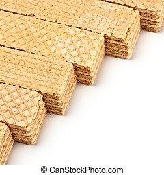 crisp waffles row