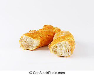 crispy French baguette