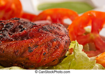 Crispy Tandoori Chicken. - Crispy Tandoori Chicken is a...
