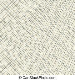 Criss Cross Pattern