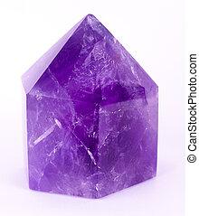 cristal, ametista