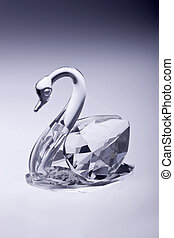 cristal, cisne
